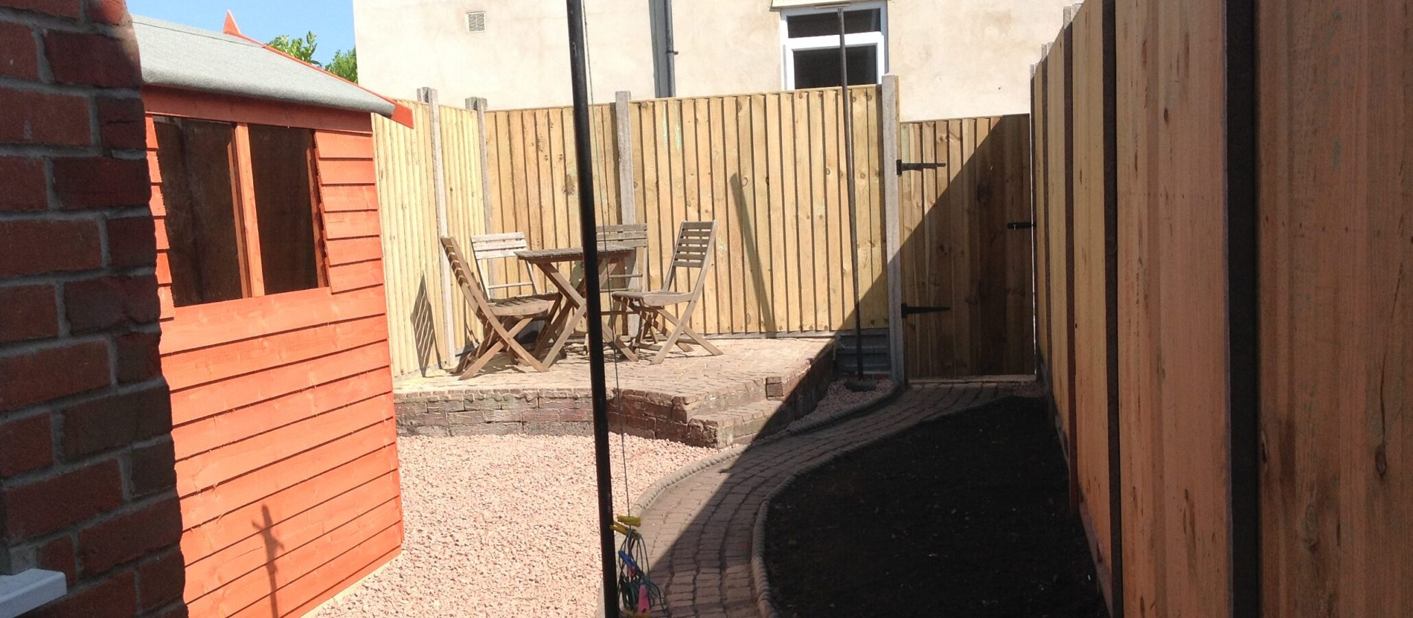 Replacment fence
