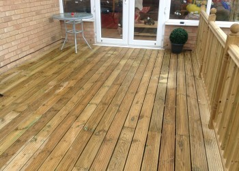 Decking fitters