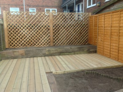 Norwich Decking contractor